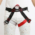 ?Harness Seat Belts Sitting Safety Belts Rock Rappelling Outdoor Climbing New