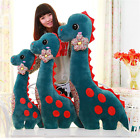 Girls Love Giant Large Huge Big Stuffed Dinosaur Plush Toy Valentine Gift 80cm