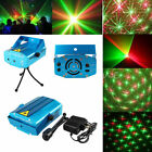 NEW Waterproof Mini LED Laser Projector Stage Lighting Lamp DJ Party Club Light