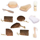 Wooden Brushes Scrubs & Scrapes Face Body Brushes And Scrubs In Different Design