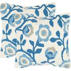 """Safavieh Provence Floral 20"""" x Indoor/Outdoor Pillow, Set of 2"""