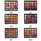 35 Colors Glam Smoky Eyeshadow Warm Palette CosmeticMatte Glitter Party Makeup