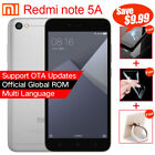 "NEW Xiaomi Redmi Note 5A (16GB) 5.5"" HD, 4G LTE Android Dual Sim Global Unlocked"
