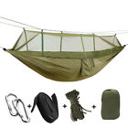 P Portable Tent Hammock Bed with Mosquito Net for Outdoor Travel Camping Picnic