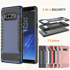 Housse Etui Coque PC dur+TPU doux 360° Full Protection for Samsung Galaxy Note 8