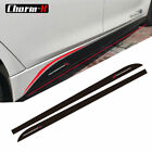Skirt Sill Decal Side Stripe 2X 2017 New M Performance Sticker for BMW f30 f31