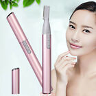 Electric Body Hair Removal Eyebrow Trimmer Cleaner Remover Health Carers Hot MD6