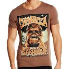 Star Wars - Chewbacca Back To Kashyyyk T-Shirt - New & Official Lucasfilm
