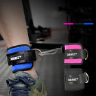 Heavy Duty Foot Ankle Strap for Cable Machine Attachment - Gym Fitness Training