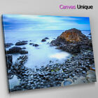 SC928 giants causeway ocean photo Scenic Wall Art Picture Large Canvas Print
