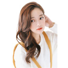 Women Synthetic Side Swept  1 Piece Clip in  Synthetic Hair Bang Hair Extension