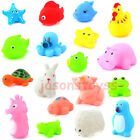 Pet Puppy Dog Cat Rubber Animal Chew Sound Squeaker Squeaky Training Play Toy