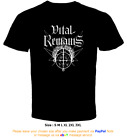 Vital Remains Logo T Shirt Size S - 6XL, >>Free Shipping<<