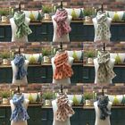 Cotton Scarf Warm Boys Girls Stars Collar Scarf Comfortable O Ring Gifts Scarves