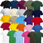 T-Shirt Fruit of the Loom Value Weight in 25 Farben