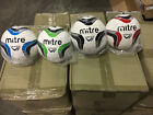 Внешний вид - Match Quality Game Soccer Balls Mitre Monde V12 High School Approved (Qty Disc)
