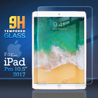 For Apple iPad Pro 11 12.9 Air 10.5 7th 8th Gen Tempered Glass