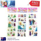 Frozen Elsa Anna kids 3D stickers gift lolly bag filler birthday party loot bag