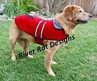 Kyпить Reflective Fleece warm pet DOG Coat Winter Jacket Clothes Sweater на еВаy.соm