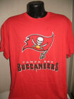 NFL Tampa Bay Buccaneers Football Team Logo Shirt Men Size Nwt  Majestic $12.34 USD on eBay
