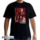 "The Walking Dead T-Shirt ""Fight the Dead"""