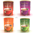 New Royal Chai Instant Tea Masala/Karak/Elaichi/Ginger (Sweet/Unsweet) Tub 400g