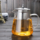 Best Tea Pots - Heat Resistant Glass Teapot with Strainer Filter Infuser Review
