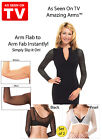 2Pc Slimmer Thinner Amazing Arms From Flab To Fab Lightweight Armwear Wrap