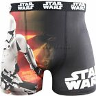 STAR WARS Boxer Homme Microfibre STO Rouge Blanc