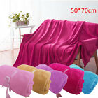 Super Soft Warm Solid Warm Micro Plush Fleece Blanket Throw