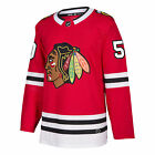 Corey Crawford Chicago Blackhawks Adidas NHL Men's Authentic Red Hockey Jersey $169.95 USD on eBay
