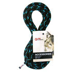 US STOCK NEW Black 8mm Double Braid Accessory Cord Rope for Climbing Arborist