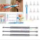 1Pc Ear Wax Cleaner Removal Swab Earwax Remover Spiral Soft Safe Earpick Tool
