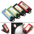 LED Working Lamp With Magnetic COB Flashlight Night Fishing Torch Floodlight