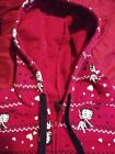 Betty Boop Licensed Zip Up  Hoodie  With Front Pockets $12.0 USD on eBay