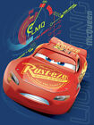 Fototapete Vlies Disney CARS 3 Mc Queen & Friends - 206 x 275 cm