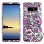 Samsung GALAXY Note 8 Impact TUFF HYBRID Armor Rubber Rugged Phone Case Cover