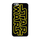 Star Wars Logo Black Series Movie Hard Cover Case For iPhone Galaxy Huawei New