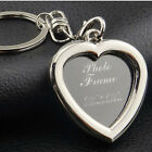 Creative Metal Alloy Insert Photo Picture Frame Keyring Keychain Fob Car Gift cn