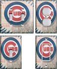 MLB Chicago Cubs - Light Switch Covers Home Decor Outlet on Ebay