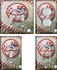 MLB New York Yankees - Light Switch Covers Home Decor Outlet on Ebay