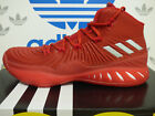 NEW AUTHENTIC ADIDAS Crazy Explosive 2017 Men's Basketball Shoes - Red; BY3769
