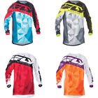 Fly Racing Kinetic Crux Racewear MX Motocross Offroad Jersey