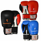 Boxing Gloves UFC Fight Gear Punch Bag Mitt MMA Training Sparring Muay thai Kick