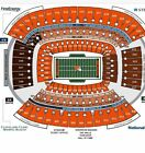 3 Tickets- CLEVELAND BROWNS VS. TENNESSEE TITANS-  1PM GAME -10/22/17