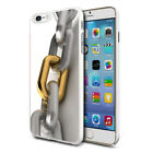 For Various Phones Design Hard Back Case Cover Skin - Secure Chain