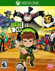 Ben 10 - Xbox One Brand New Ships Worldwide