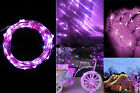 20 30 50 100 LED String Copper Wire Fairy Lights Battery Powered Waterproof