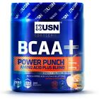 USN BCAA Power Punch 400g Amino Acid Recovery All Flavours  *Free P&P*