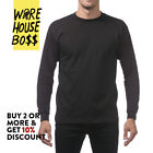 PROCLUB PRO CLUB MENS CASUAL LONG SLEEVE T SHIRT HEAVYWEIGHT SHIRTS COTTON TEE <br/> *BUY 2 OR MORE &amp; GET 10% DISCOUNT* BUY WITH CONFIDENCE
